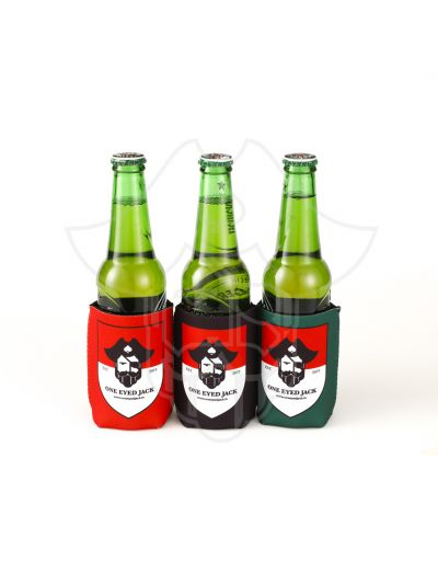 Jack's Home Party Pack - Coozies (set of 6) Sea Dog Playing Cards (set of 2) Combo