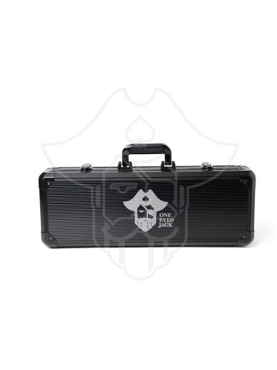 Helmsman Heavy Duty Black 500 Poker Chips Case